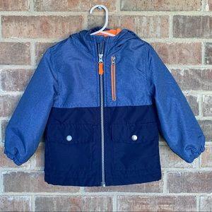 Carter's Toddler Boys' Fleece Lined Jacket, 2T